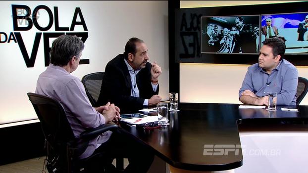 Kalil revela desastre nas vendas de atletas: 'O 7 a 1 só teve um prejudicado: os clubes brasileiros'