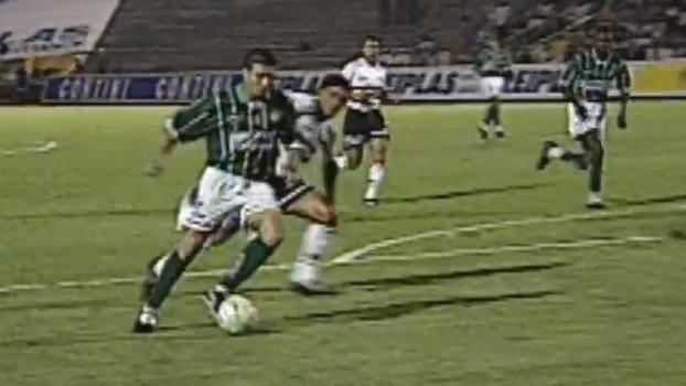 ESPN Classic: Palmeiras de jovem Marcos, Djalminha e Rincón bateu São Paulo no Brasileiro de 96