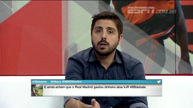 BB Debate sobre preços para jogo do Flamengo: 'É preciso entender a realidade de cada jogo'