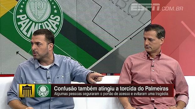Zé Elias não acredita em mudança por parte da Conmebol e detona: 'Não vai acontecer nada'