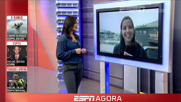 Natalie Gedra explica descontentamento de Djokovic e conta da expectativa dos jogos desta quarta-feira em Wimbledon