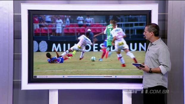 Pênalti para o Vasco, lance 'absurdo' contra o São Paulo e mais: Sálvio analisa todos os lances da rodada