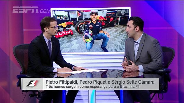 Qual o futuro do Brasil no automobilismo? Victor Martins avalia possíveis nomes brasileiros na Formula 1