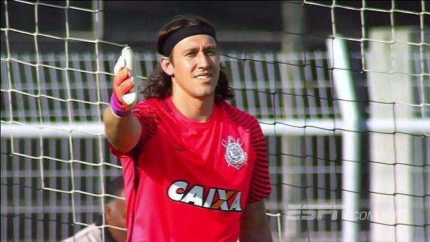 Irritação de Cássio e gol de Lucca; veja tudo do empate entre Ponte e Corinthians