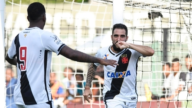 Carioca: Gols de Vasco 2 x 1 Resende