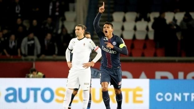 Copa da Liga Francesa: Gols de PSG 2 x 0 Metz