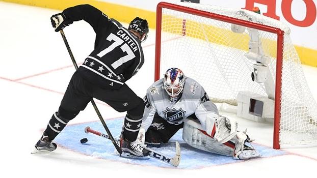 Divisão Metropolitana bate Divisão Pacífica na final e fatura All-Star da NHL