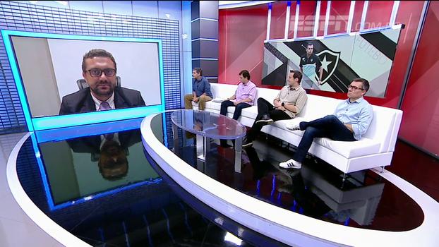 Advogado esportivo explica quais são as possíveis consequências para o Botafogo após caso de racismo