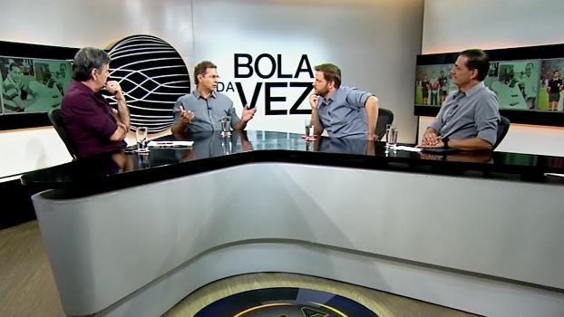 'O juíz está bêbado': Godoi relembra polêmica com Júnior Baiano e diz que 'ferrou' o ex-zagueiro num jogo
