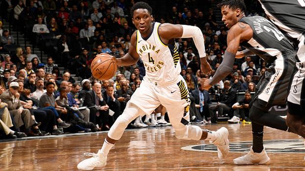 Oladipo brilha em triunfo dos Pacers; Raptors e Pistons também vencem na NBA