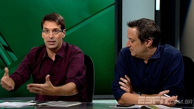 Juca vê Ceni 'indemissível' no São Paulo; Arnaldo: 'Você tem pouco a perder com Rogério como treinador'