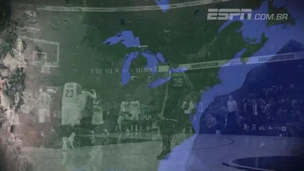 Finais de 2017 comprovam sucesso da NBA ao redor do mundo e 'globalização' da liga