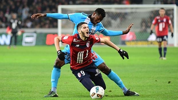 Francês: Melhores momentos de Lille 0 x 0 Olympique de Marselha
