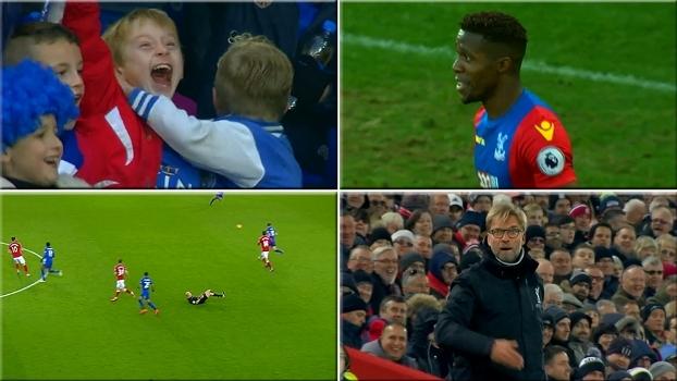 Árbitro atropelado, dança ousada e Klopp alucinado são os momentos engraçados da Premier League
