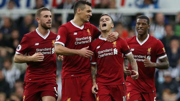 Premier League: gols de Newcastle 1 x 1 Liverpool