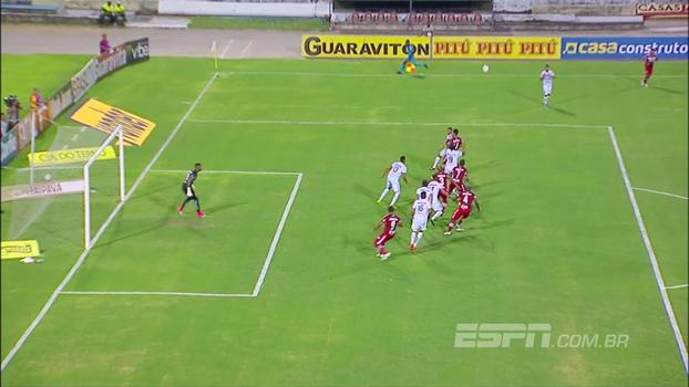 Assista ao gol da vitória do CRB sobre o ABC por 1 a 0!