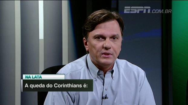 Mauro faz as contas e mostra como o Corinthians ainda pode ser campeão com os pés nas costas