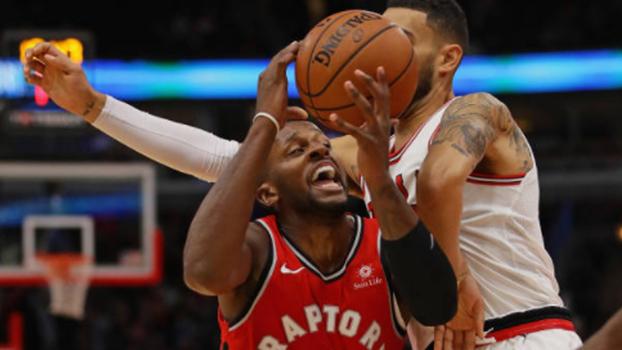 Em ótima partida de CJ Miles, Raptors vencem Bulls na pré-temporada da NBA
