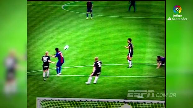 Coisa de gênio! Com direito a Ronaldinho e CR7, relembre melhores lances com as costas da LaLiga