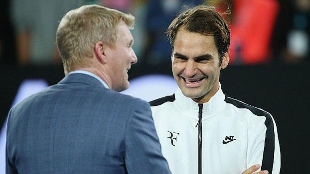 A eternidade nos talentos de Roger Federer: veja o resumo da sexta no Australian Open
