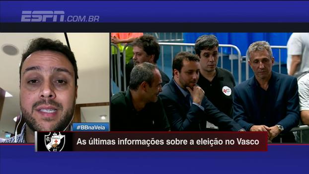 Júlio Brant atualiza sobre situação de eleições no Vasco e fala sobre medidas judiciais: 'Ganhamos na urna'