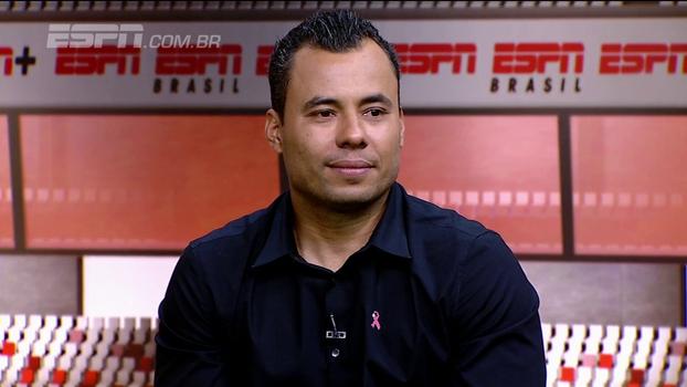 Jair Ventura cita inspirações, se emociona com história com Cuca e lembra quando foi reprovado por Tite: 'Ele arrumou um concorrente'