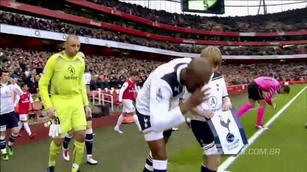 Van der Vaart serviu Bale, deixou o dele e comandou virada do Tottenham sobre o Arsenal em 2010