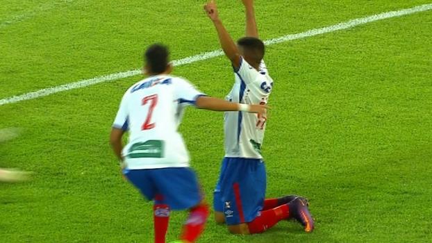 Bahia vence Cruzeiro em MG e está na final da Copa do Brasil sub-20