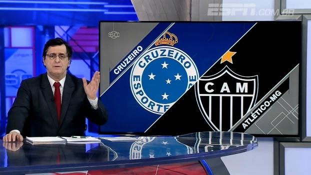 Antero fala da polêmica antes da final no Mineiro: 'Correto seria torcida mista nos dois jogos'