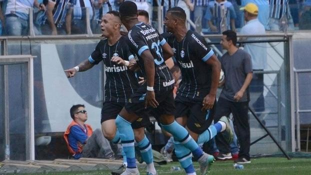 Se depender do histórico, os gremistas têm motivos para estarem confiantes  nesta quarta-feira, no confronto contra o Atlético Mineiro pelo Brasileirão.