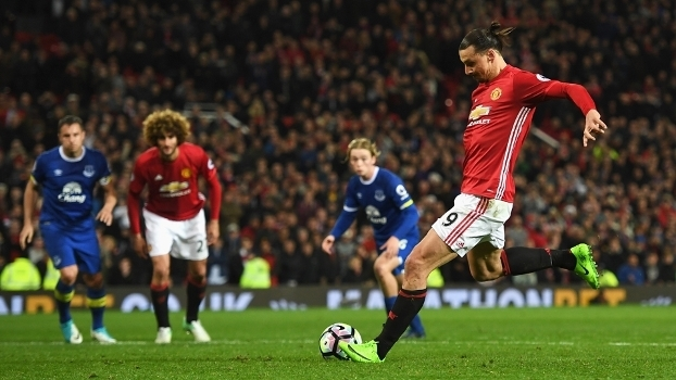 Premier League: Gols de Manchester United 1 x 1 Everton
