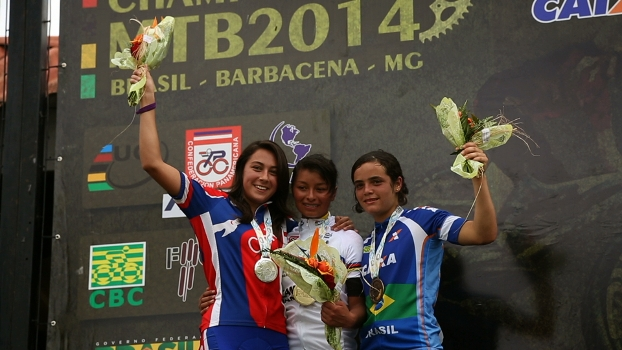 MTB Feminino segue abaixo do nível internacional | Bike é Legal