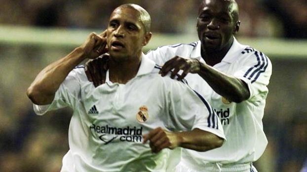 Show galático: em 2001, Real atropelou Espanyol com gols de Zidane, Roberto Carlos e Figo
