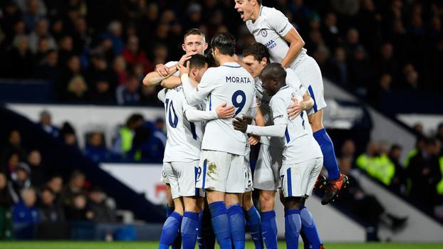 Premier League: Melhores momentos de West Bromwich 0 x 4 Chelsea