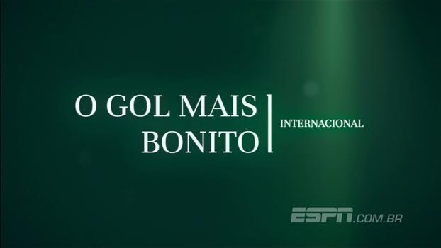 Linha de Passe: veja os gols internacionais mais bonitos do final de semana
