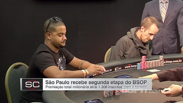 São Paulo recebe segunda etapa do Brazilian Series of Poker