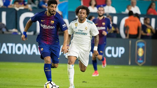 Pressão x empolgação: como Barcelona e Real Madrid chegam para a Supercopa da Espanha