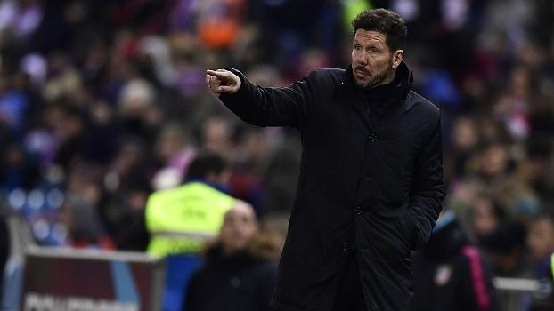Diego Simeone é eleito melhor treinador de clubes em 2016 pela IFFHS
