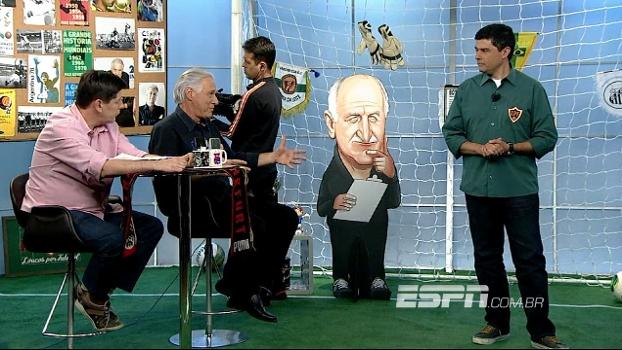 Max Gehringer é o convidado Loucos por Futebol desta semana