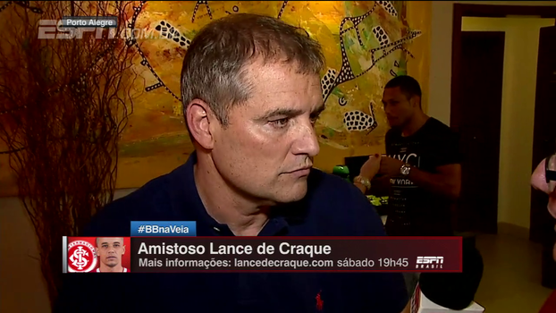 Vai voltar para o Brasil? Diego Aguirre participa do 'Lance de Craque' e fala sobre futuro