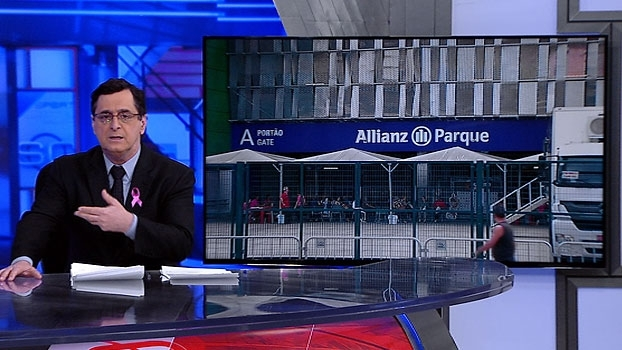 Antero detona interdição em arredores de estádios: 'Vizinhança que incomoda a arena'