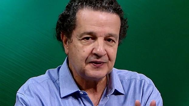 Juca Kfouri, sobre Santos x Palmeiras: 'Foi um jogo de nível europeu, de encher os olhos'