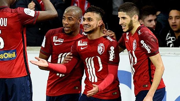 Resultado de imagem para Lille x Lyon