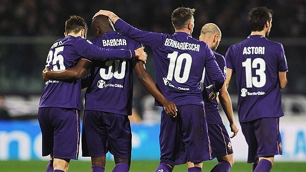 Italiano: Gols de Fiorentina 3 x 0 Udinese