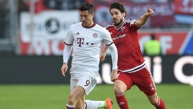 Bundesliga: Gols de Ingolstadt 0 x 2 Bayern Munique