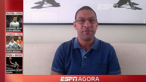 Djalminha analisa virada do Fluminense sobre o Botafogo: 'Parece que foram dois jogos'