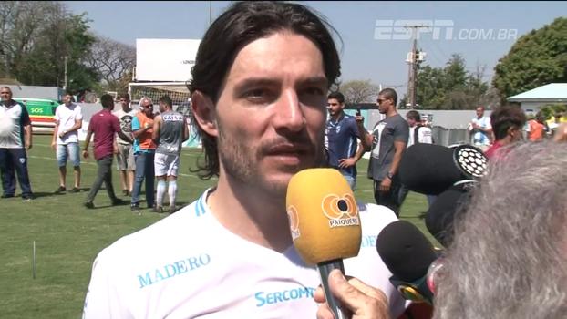 Jogadores do Londrina comemoram classificação heroica à final da Primeira Liga: 'Fomos muito competentes'