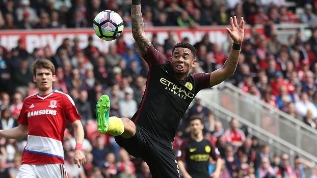 Veja os melhores momentos do empate em 2 a 2 entre Middlesbrough e City