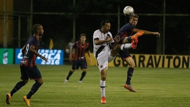 Confira os gols da vitória por 3 a 1 do Vasco sobre o Bonsucesso