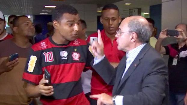 Afastamento do presidente é único caminho para Flamengo salvar o ano ... 6b118173c230a